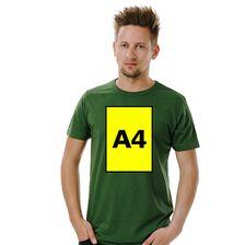 Koszulka z Twoim nadrukiem - kolorowa