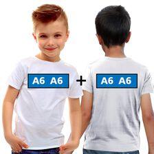 Dziecięca koszulka z Twoim nadrukiem